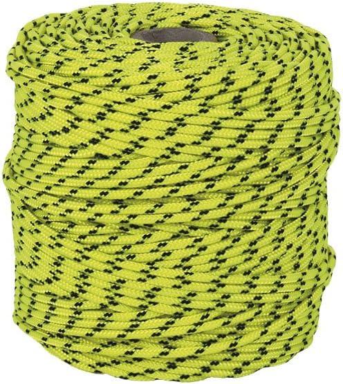 Cofan Cuerda cordino Hippy Ø3x25m color amarillo/netro