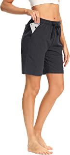 Active Women's Yoga and Running Shorts with Zipped Pocket