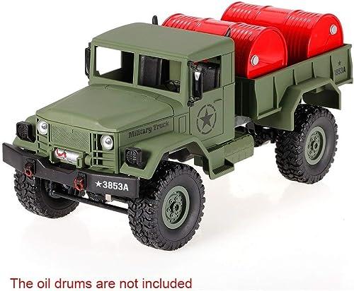 bienvenido a elegir Shuxinmd Durable sroomcla - RC Truck - RC Car Car Car - WPL 1 16 Six-Drive - Military Truck Comando Comunicación Vehículo Simulación a Escala Completa Escalada. para ejercitar  Precio al por mayor y calidad confiable.