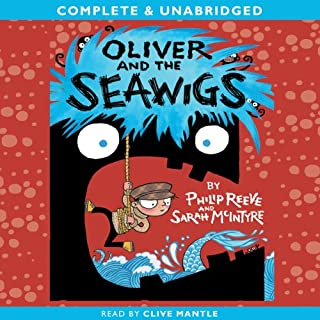 Oliver and the Seawigs cover art