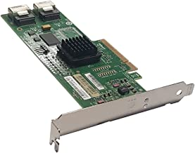 PC Server and Parts Lot of 5 LSI SAS3081E-R 8-port Internal SATA/SAS 3Gb/s RAID Controller Card