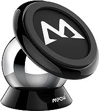 Mpow Supporto Magnetico Auto Smartphone Supporto Auto Smartphone per Cruscotto Dashboard, Porta Cellulare da Auto per iPhone, Galaxy, Lumia LG, Motorola, Xiaomi, Switch, GPS
