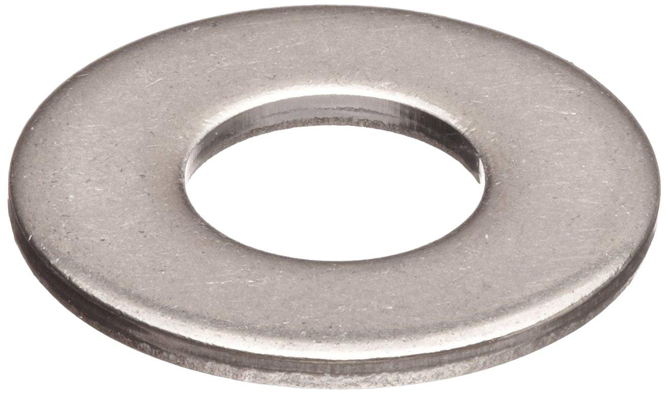 """1-9//16/""""IDx3/""""OD Nominal 3 1-1//2 SAE Flat Washers Steel Plain"""