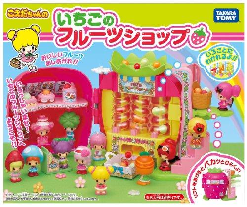 Koedachan Koedachan's Strawberry Fruit Shop [Toy] (japan import)