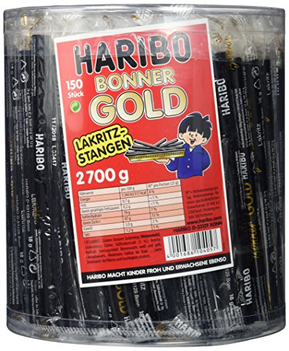 Haribo -   Bonner Gold 150