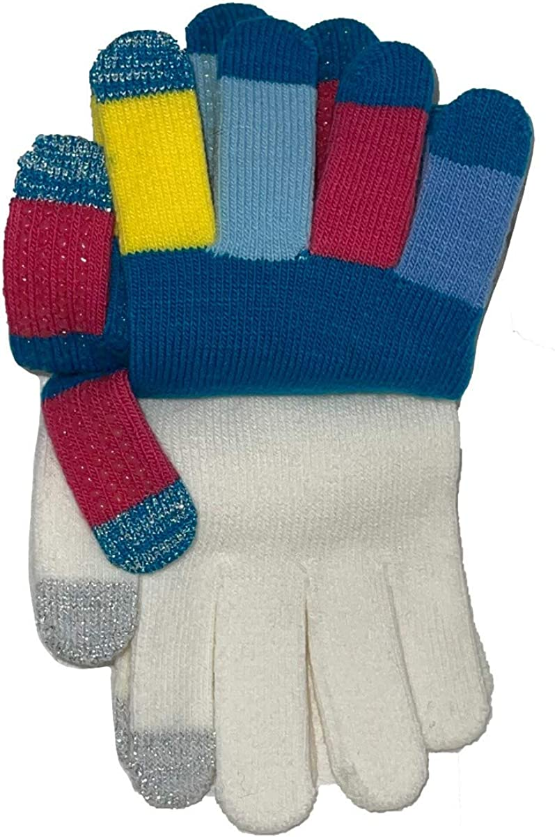 Highwaypay Touchscreen Texting Gloves Outdoor Men's/Women's warm Knit Winter Gloves 4325-TOUCH
