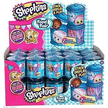 Shopkins Food Fair Candy Jar Case of 30 | Shopkin.Toys - Image 1