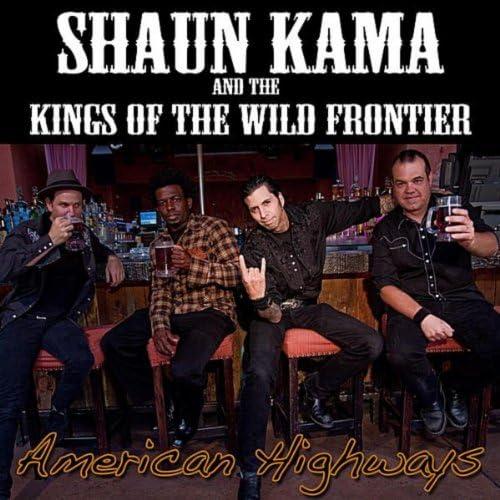 Shaun Kama & The Kings Of The Wild Frontier
