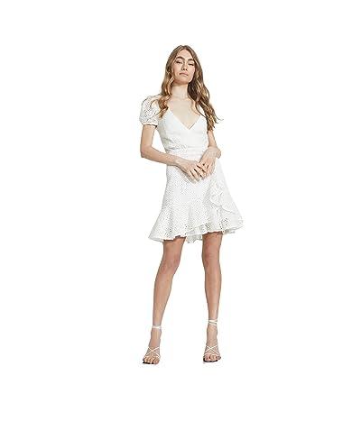 Bardot Nadia Tie Back Mini Dress