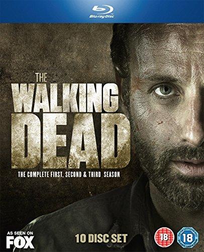 The Walking Dead - Seasons 1-3 [Blu-ray]