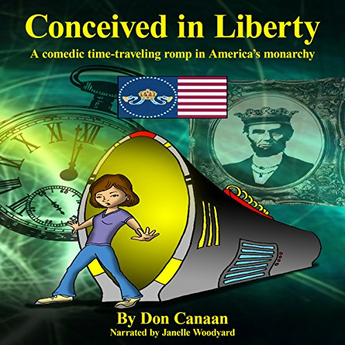 Conceived in Liberty audiobook cover art