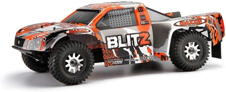 Obtén lo ultimo LRP Electronic Electronic Electronic 105832 - RTR Blitz Corto Curso de Camiones  autorización oficial