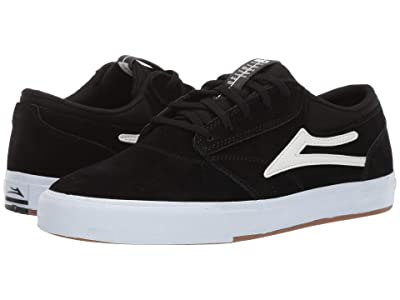 Lakai Griffin (Black Suede 4) Men