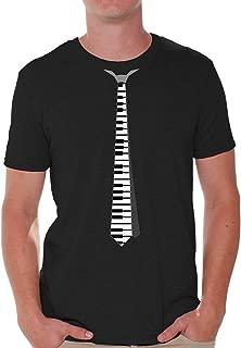 piano shirt design