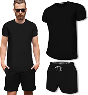 T-Shirt & Shorts Set |Luxury Modal Material|for Sports, Gym, Sleeping, Running