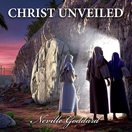 Christ Unveiled audiobook cover art