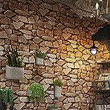 Steine TapeteStudy Zimmer Wohnzimmer Restaurant Cafe - 4