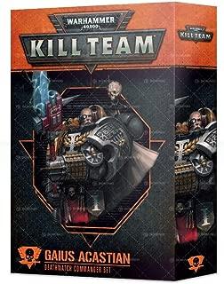 Warhammer Kill Team Commander: Gaius Acastian