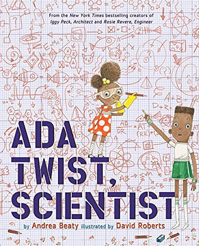 Product Image of the Ada Twist, Scientist (The Questioneers)