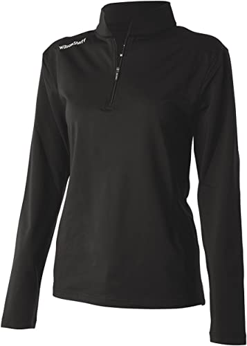 Wilson Staff Perforhommece Ladies Therm Tech Noir Taille XL