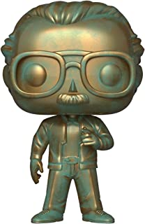 Stan Lee (Patina), Estándar