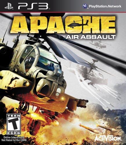 Apache Air Assault Playstation 3 US