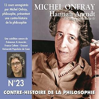 Couverture de Contre-histoire de la philosophie 23.1