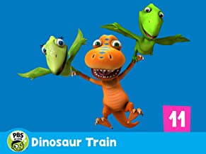 Dinosaur Train Season 9