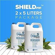 High Level Disinfectant & Sanitizer 100% Natural [Bundle Offer 2 X 5Liters] - SHIELDme…