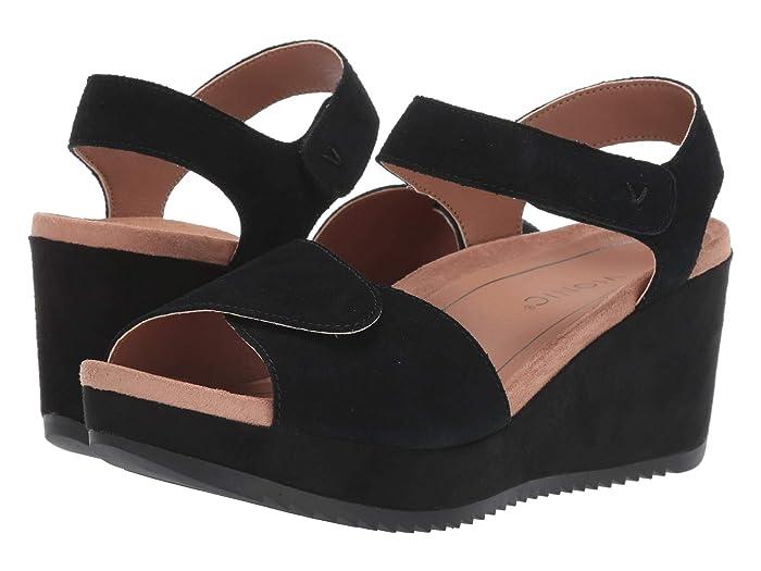 VIONIC  Astrid II (Black) Womens Shoes