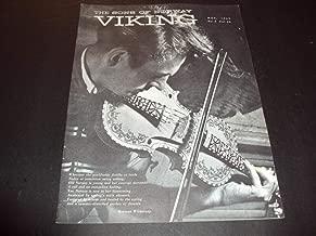 The Sons Of Norway Viking May 1969 No 5 Vol 66