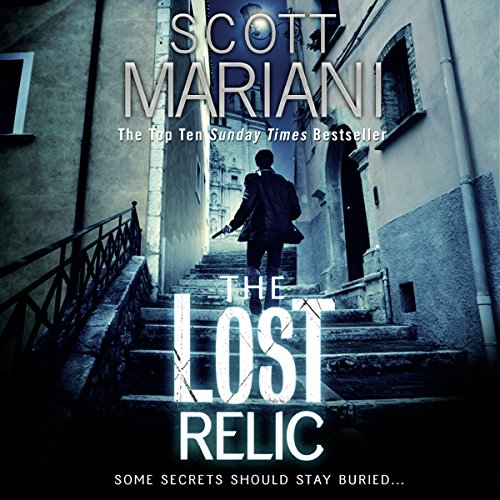 The Lost Relic: Ben Hope, Book 6 audiobook cover art