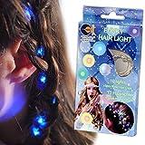 Haarlichter, Haarschmuck, Led Lichter, inkl. Spangen