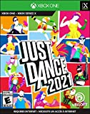 Just Dance 2021 Xbox Series X|S, Xbox One Gold Edition