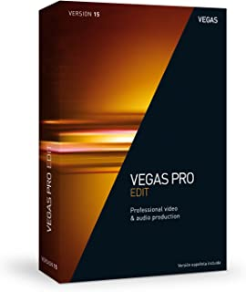 VEGAS Pro 15 Edit - Professional Video & Audio Editing