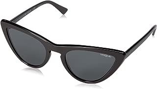 Vogue Kadın Güneş Gözlükleri 0VO 5211S W44/87 54, BLACK\GRAY