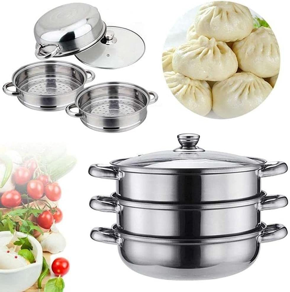 High order Houchu Steamer Cooker Stainless Steel with Ha Pot Ranking TOP14 Tier 3