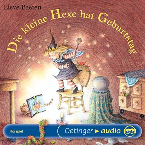 Die kleine Hexe hat Geburtstag audiobook cover art