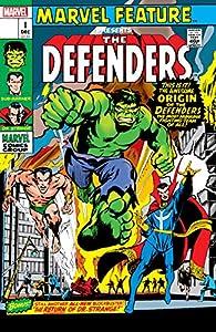 Defenders: Marvel Feature (1971-1973) #1: Facsimile Edition