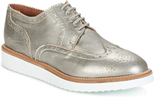 betty london Hedy Derby-Schuhe & Richelieu Damen Silbern - 41 - Derby-Schuhe
