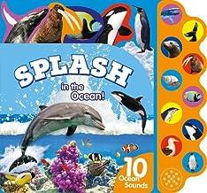Splash in the Ocean (10 Button Sound)