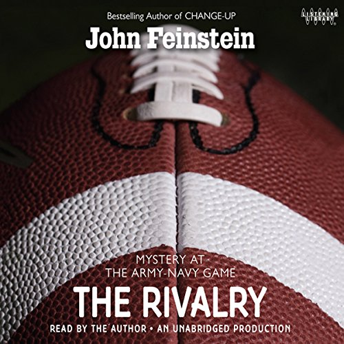 The Rivalry: Mystery at the Army-Navy Game audiobook cover art