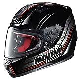 Casco Integrale Nolan N64MOTO GP–Metallo Nero Taglia 2X L
