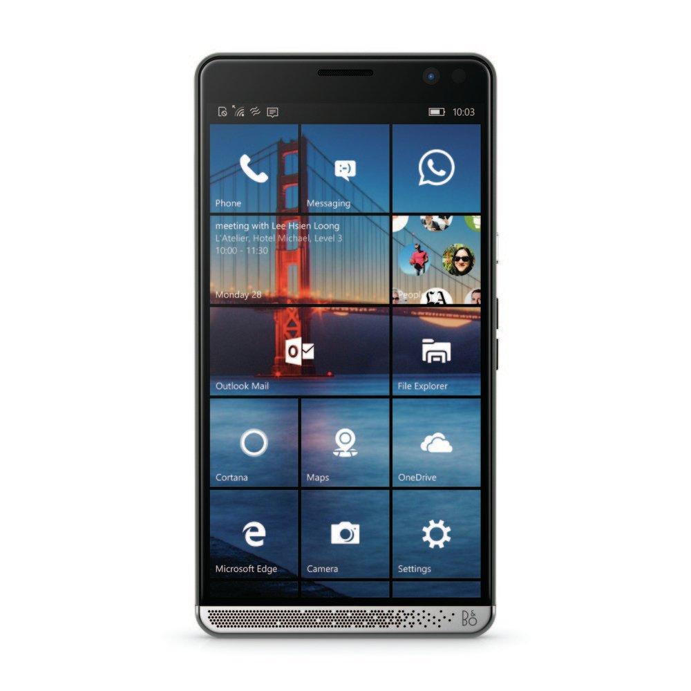 Hp - Smartphone Elite x3-64 GB Built-in Memory - LAN inalámbrica ...