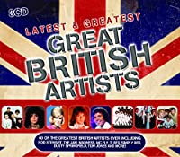 Latest & Greatest Great British Artists