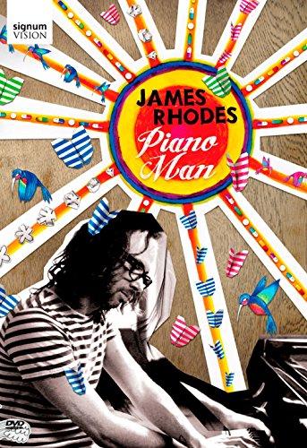 Piano Man: James Rhodes [DVD] NTSC Region 0