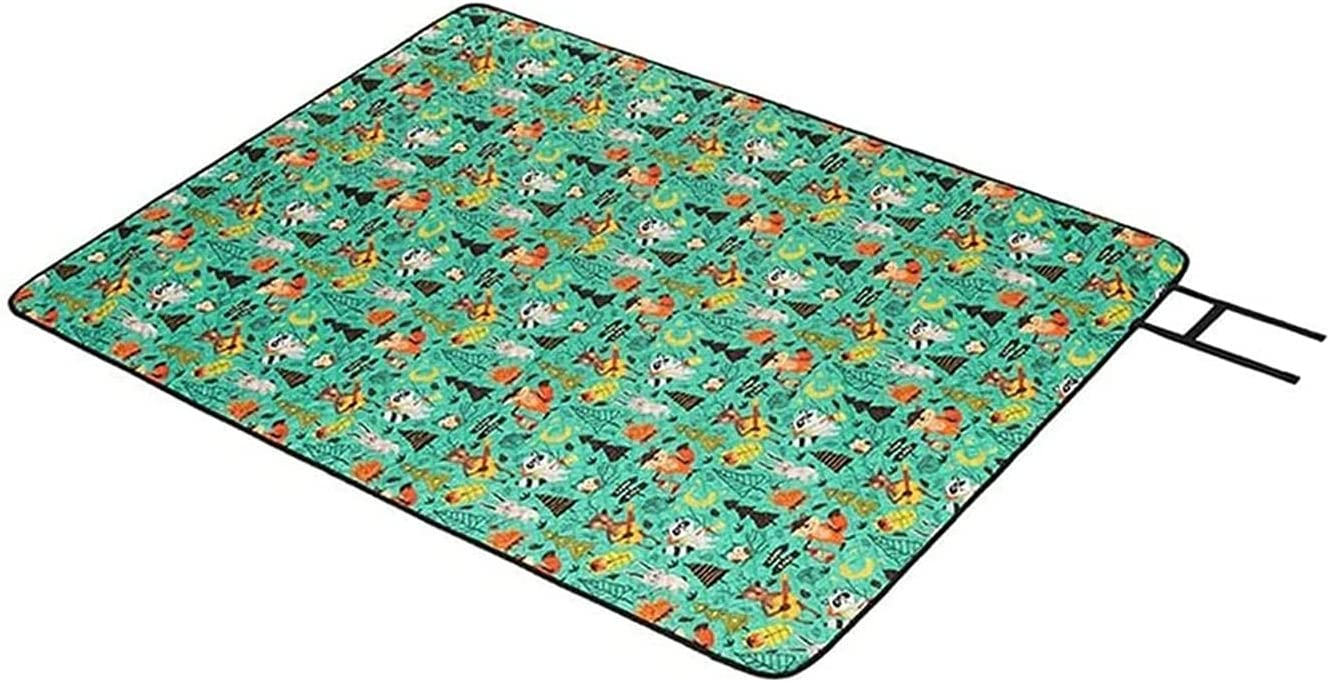 WGLL Sand Free Beach 35% OFF Clearance SALE! Limited time! Blanket Proof Mat Quick Big Compact