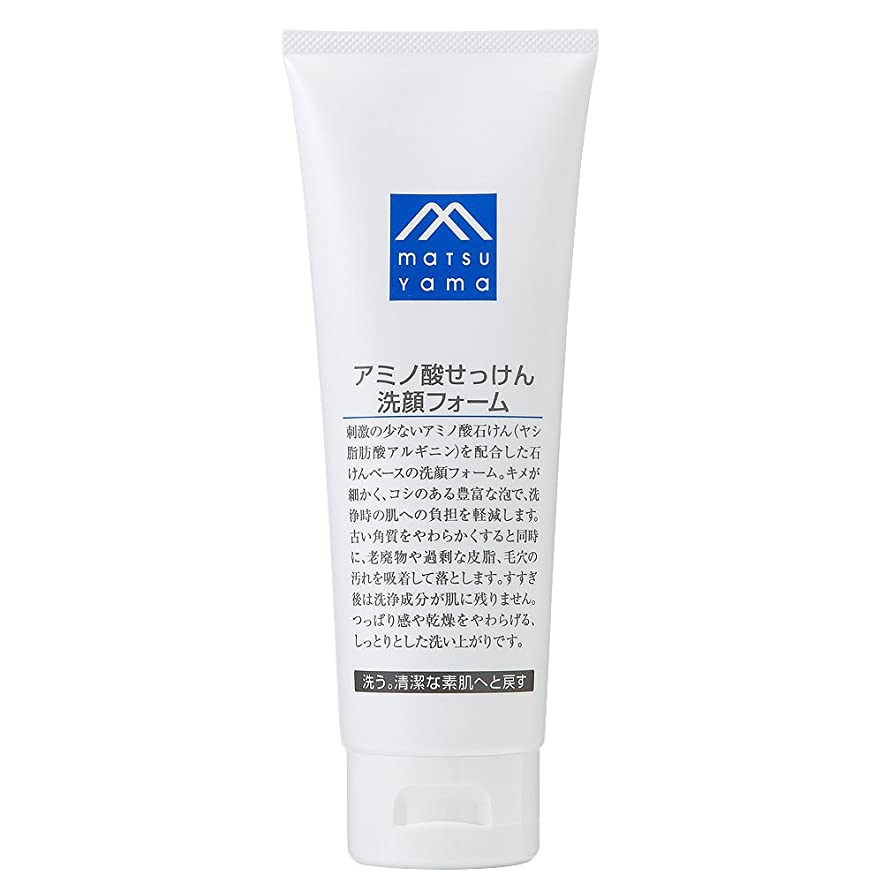 M-mark アミノ酸せっけん洗顔フォーム