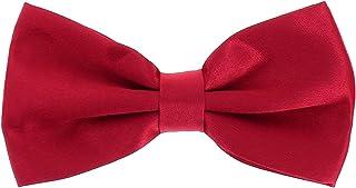 ab4d7d2f15020 cravateSlim Noeud Papillon Rose Framboise Homme - Noeud Papillon Mariage -  Soirée