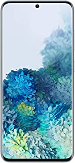 Samsung Galaxy S20 5G Factory Unlocked New Android Cell Phone US Version   128GB of Storage   Fingerprint ID and Facial Re...